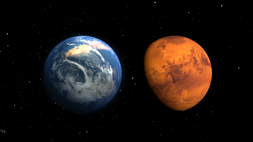 alignthoughts-mars-earth-planets-hd-wallpaper