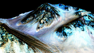 'Does life exist beyond Earth?' – Water found on Mars ..