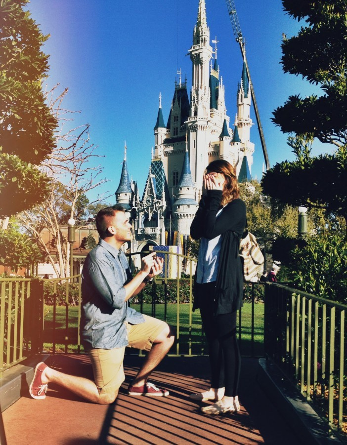 Alignthoughts Best Ways Propose Your Girlfriend Disney Proposal 702