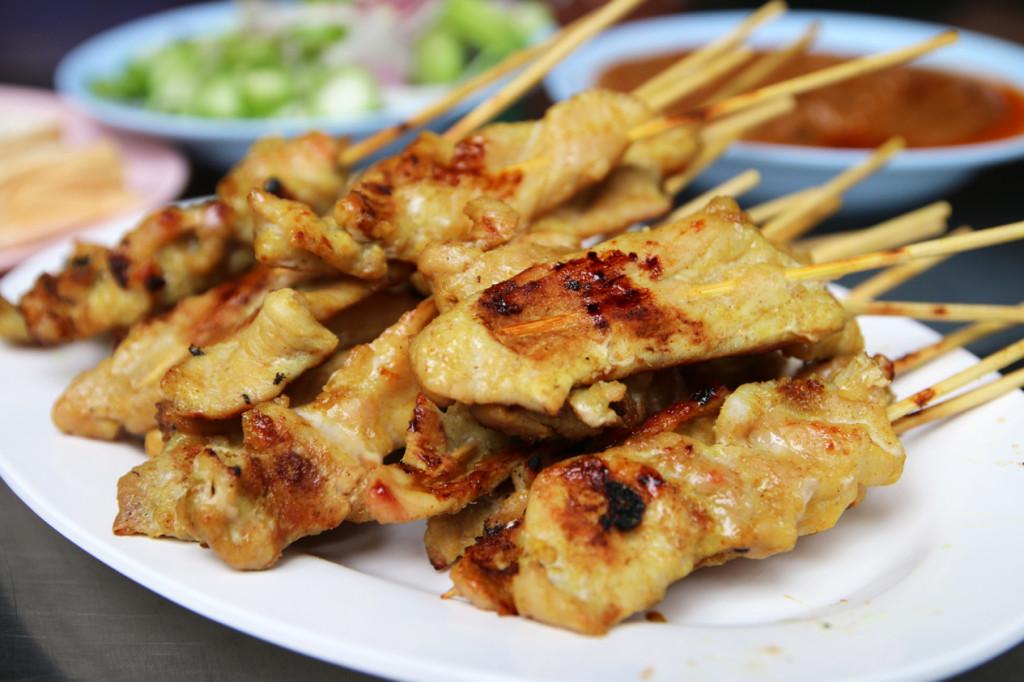 7alignthoughts-street-food-pork-satay