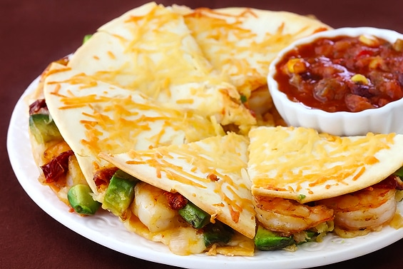 8alignthoughts-street-food-Quesadilla