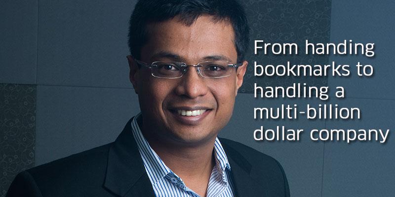Sachin-Bansal-CEO-Flipkart-AlignTHoughts