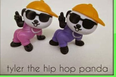 alignthoughts-tyler the hip hop panda color change from purple to blue