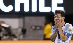 Come Back Messi!! We Love You! You Will Always Be Our Hero, No Matter What