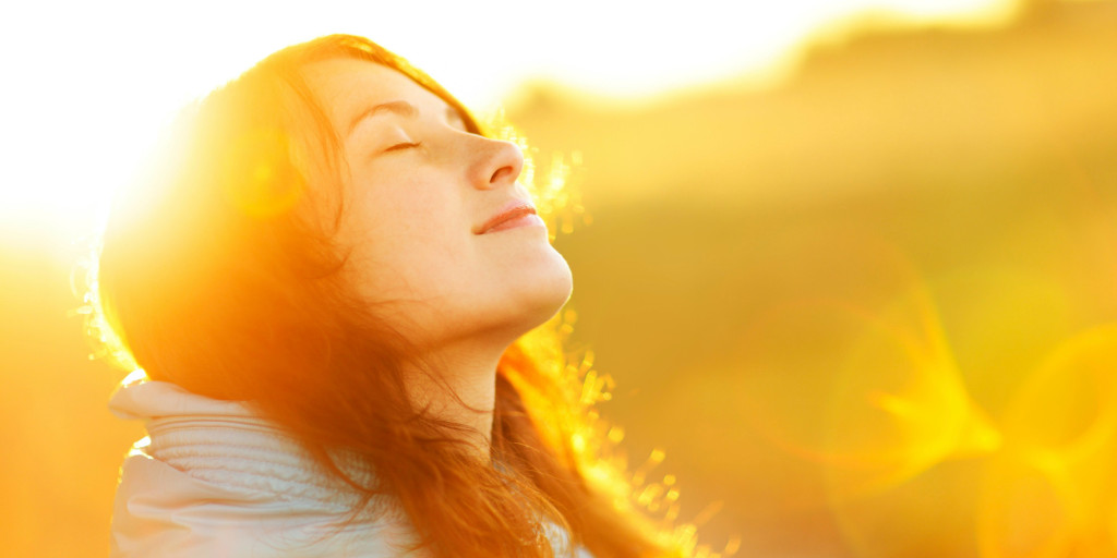 how to surround yourself with positive thoughts