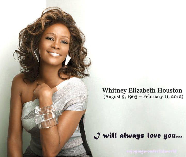 I will always love you -whitney-houston