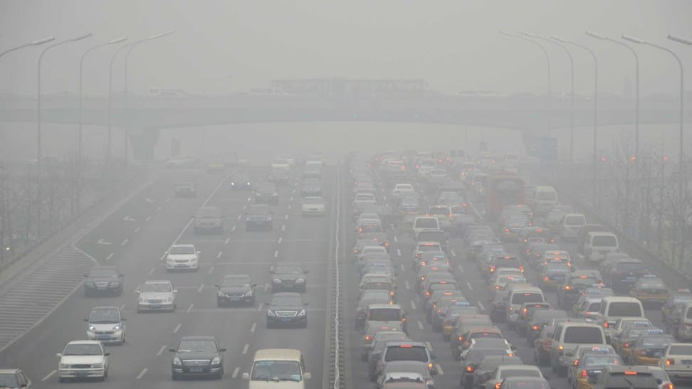 align-thoughts-air-pollution-due-to-emission-of-gas