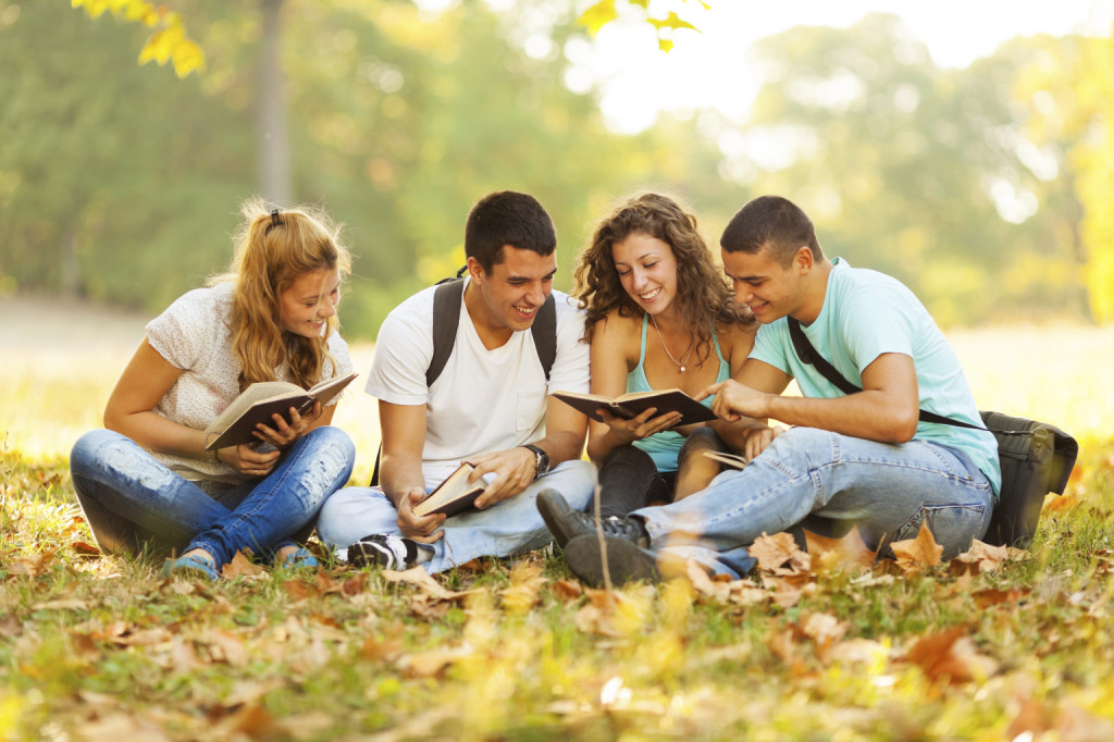alignthoughts-the power of last minute group study in college campus