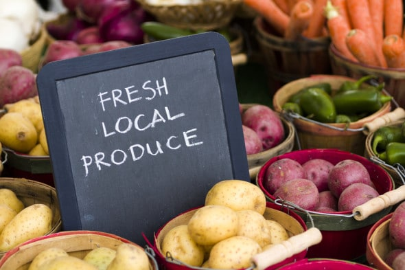 why you must go for fresh local produce
