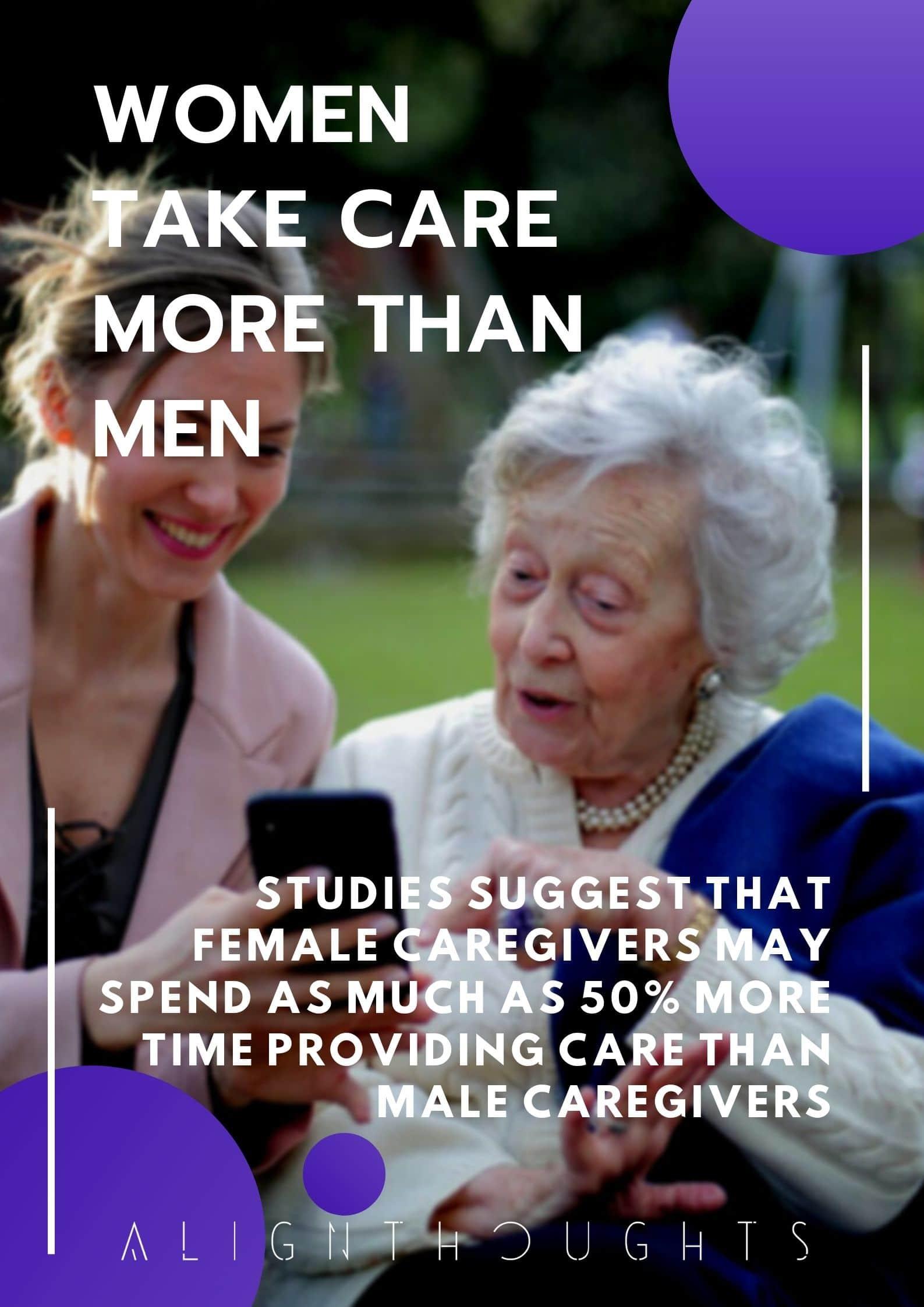 female caregivers-statistics-alignthoughts