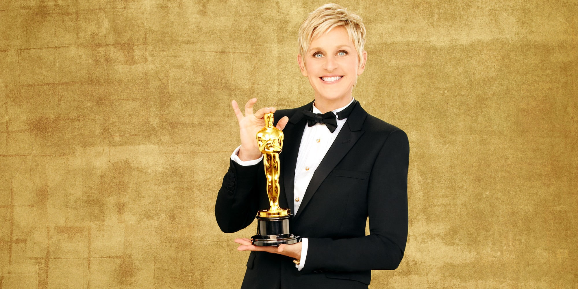 align-thoughts-ABC's Portraits Of The 86th Annual Academy Awards Host Ellen DeGeneres