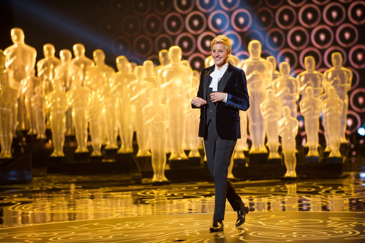 alignthoughts-ellen-DeGeneres -presenting-at-the-oscars