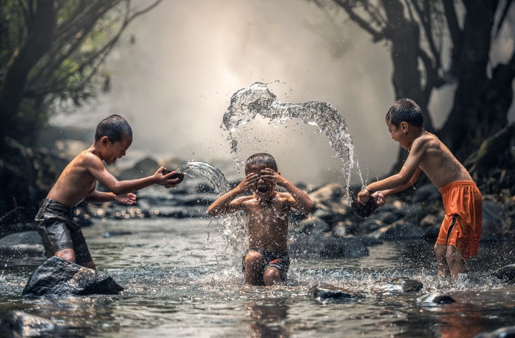boys-taking-bath-align-thougts-cleanliness-is-the-right-attitude