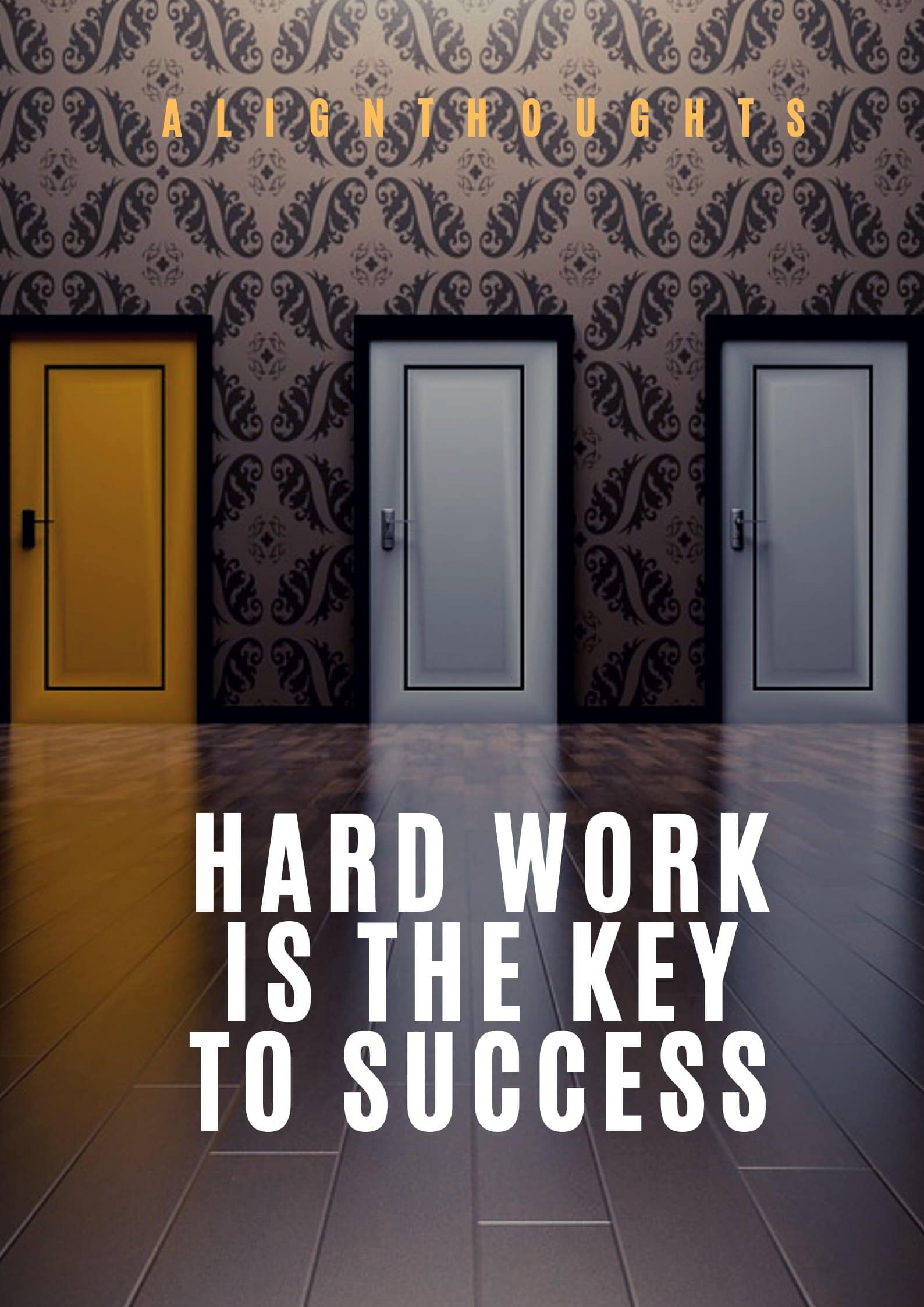 hard work or talent-work hard for success