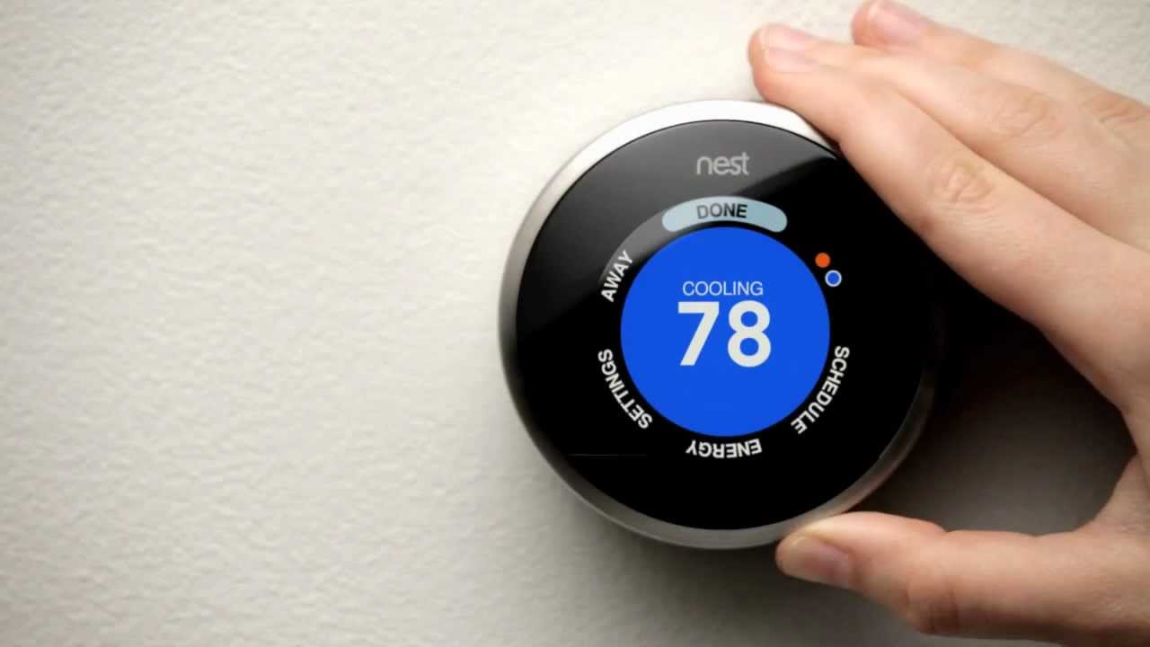 Nest Learning Thermostat-AlignThoughts