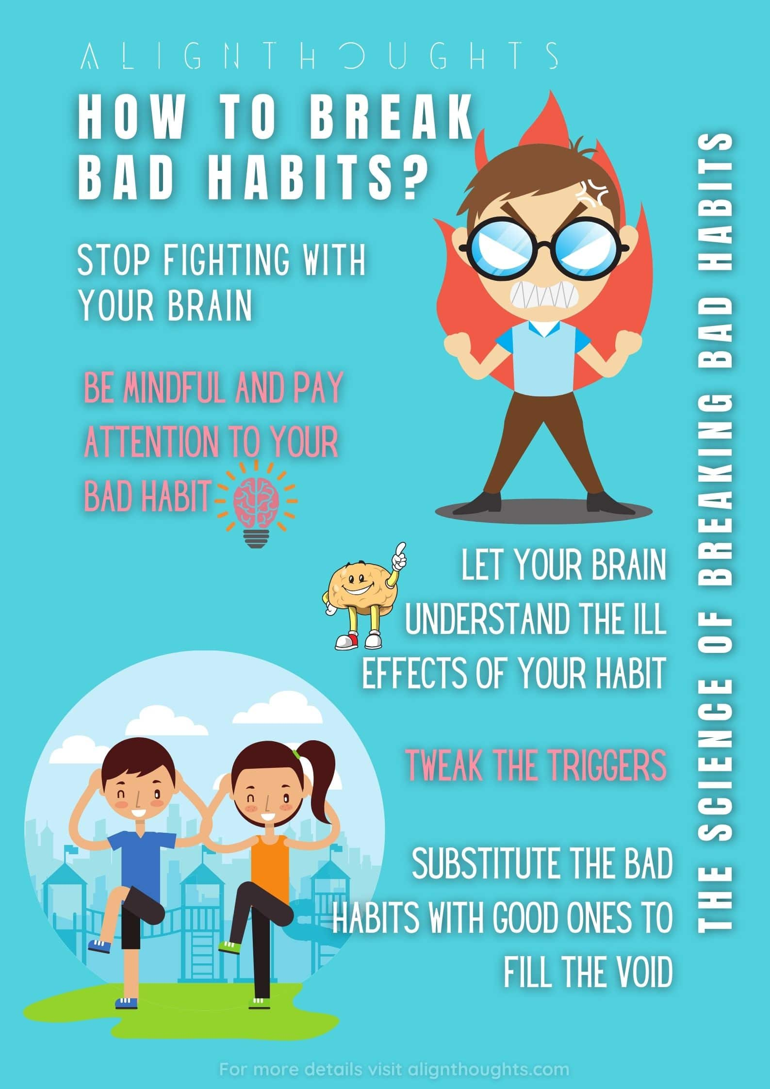 how to break a bad habit-alignthoughts