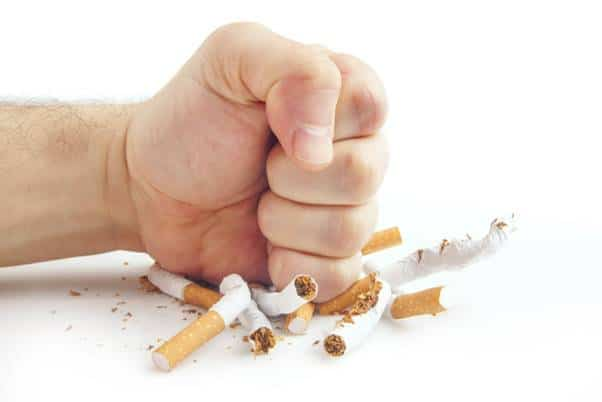 benefits of quitting smoking