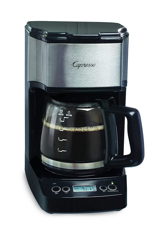Capresso Coffee Machine - alignthoughts