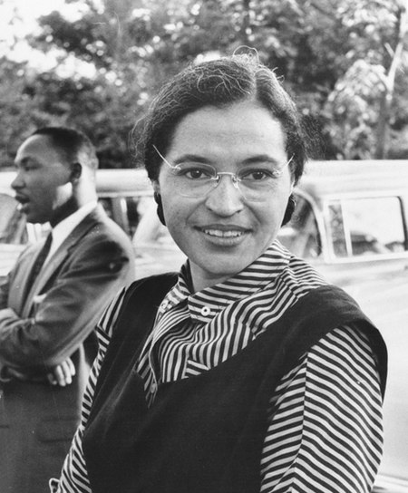 Rosa Parks-American Activist-AlignThoughts