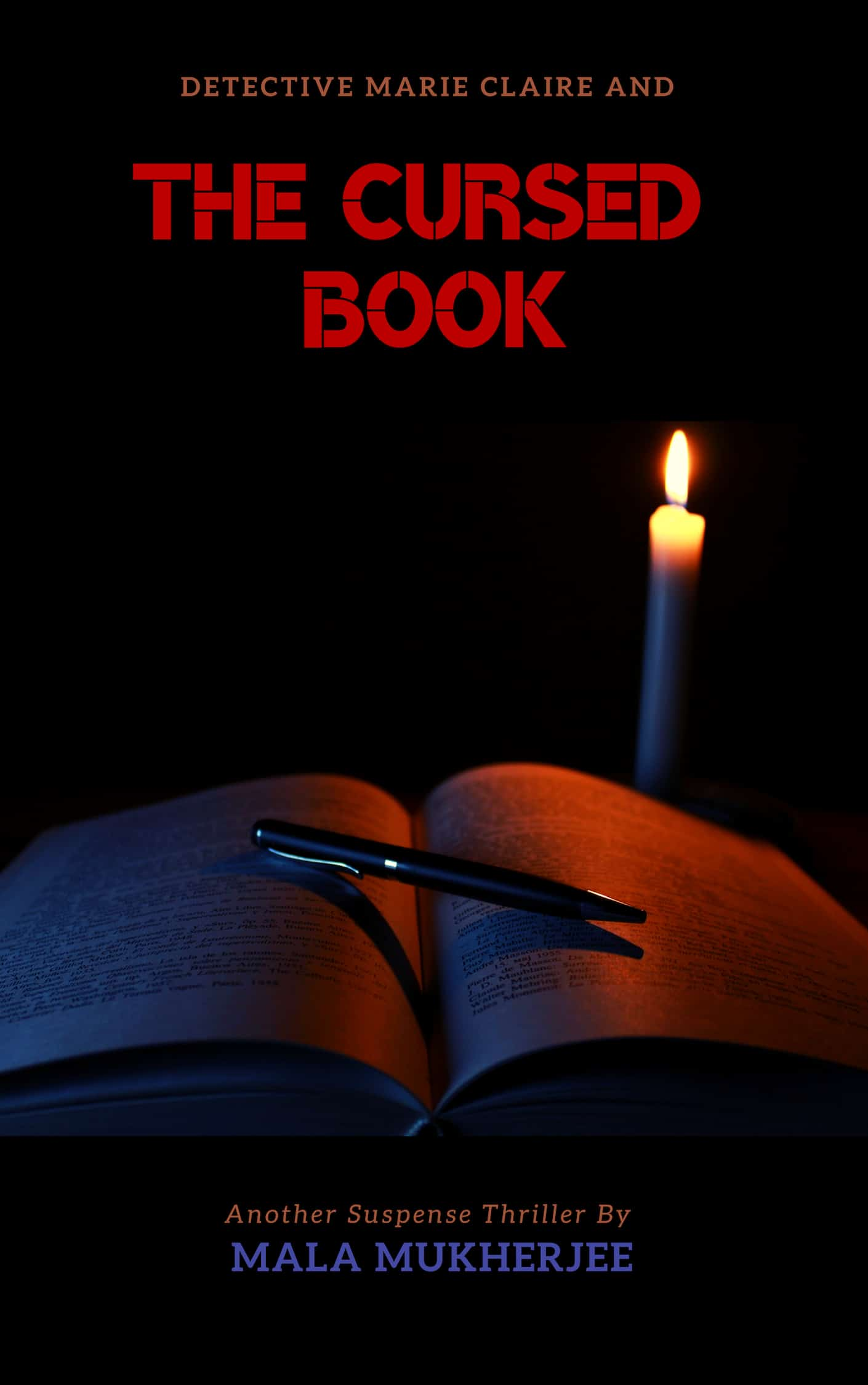 The Cursed Book - alignthoughts