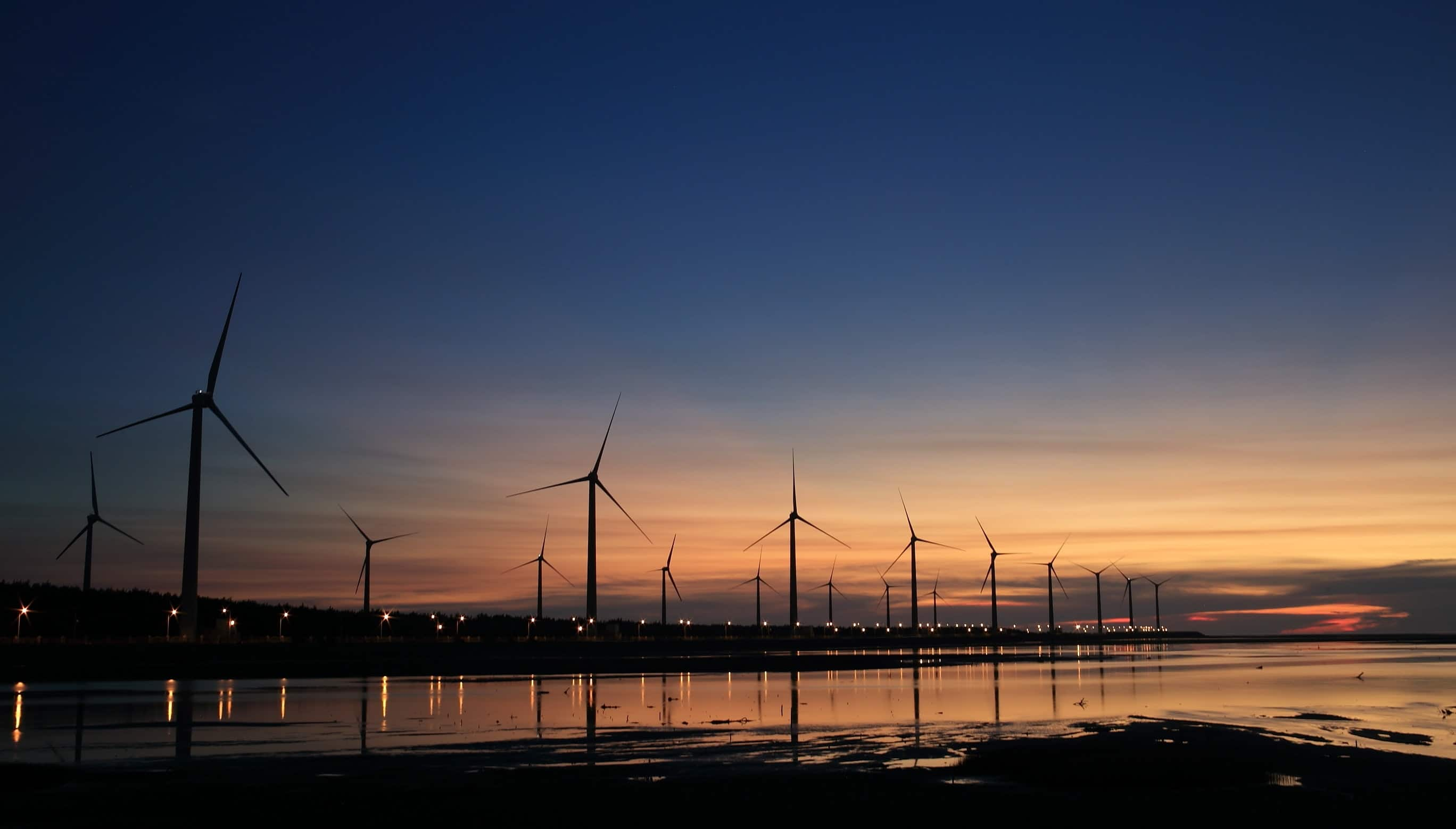 Gansu Wind Farm Project-AlignThoughts