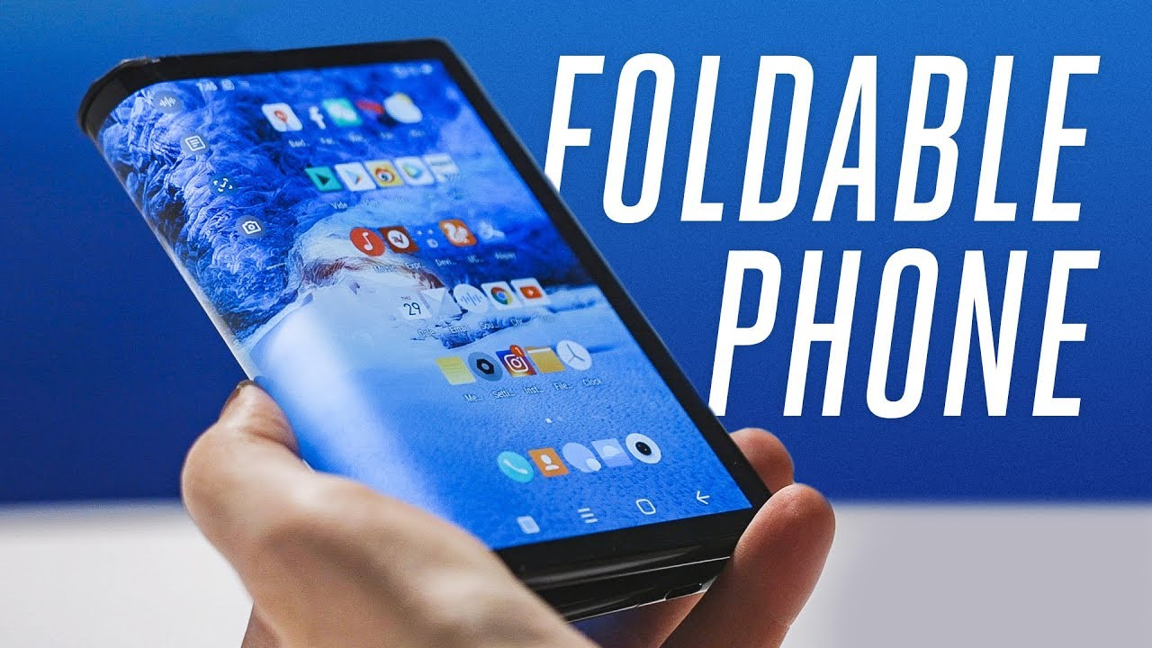 Royole FlexPai-Foldable-Smartphone-AlignThoughts