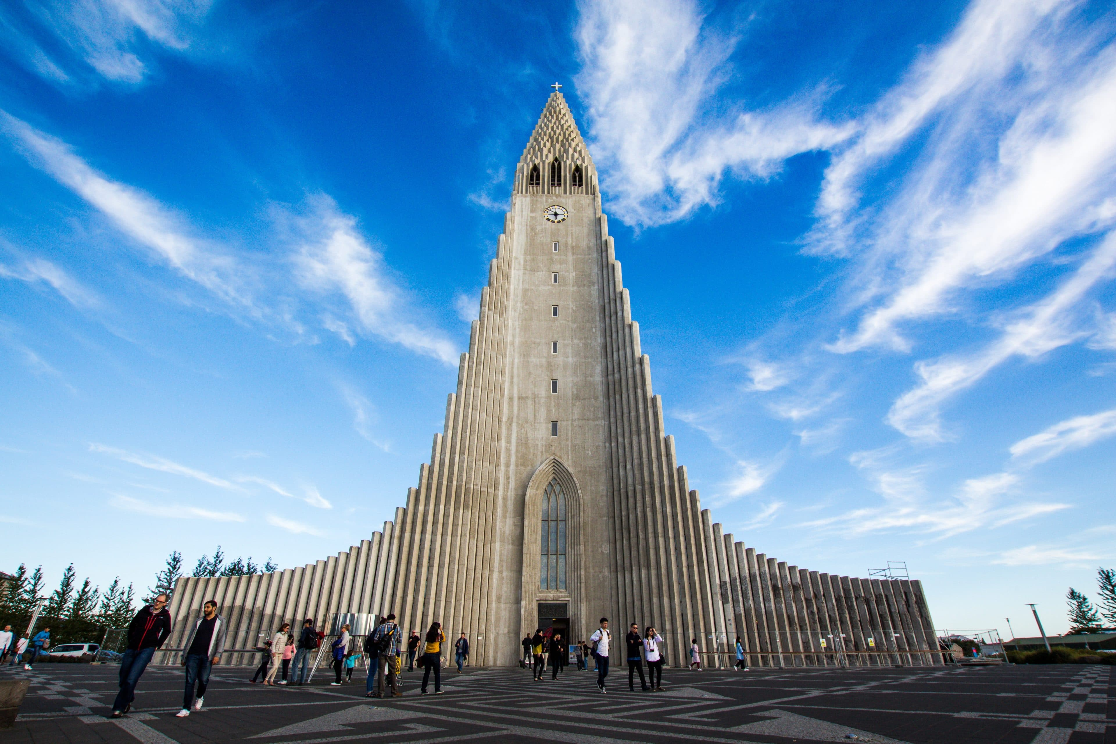 city break in Europe-architecture-Reykjavik