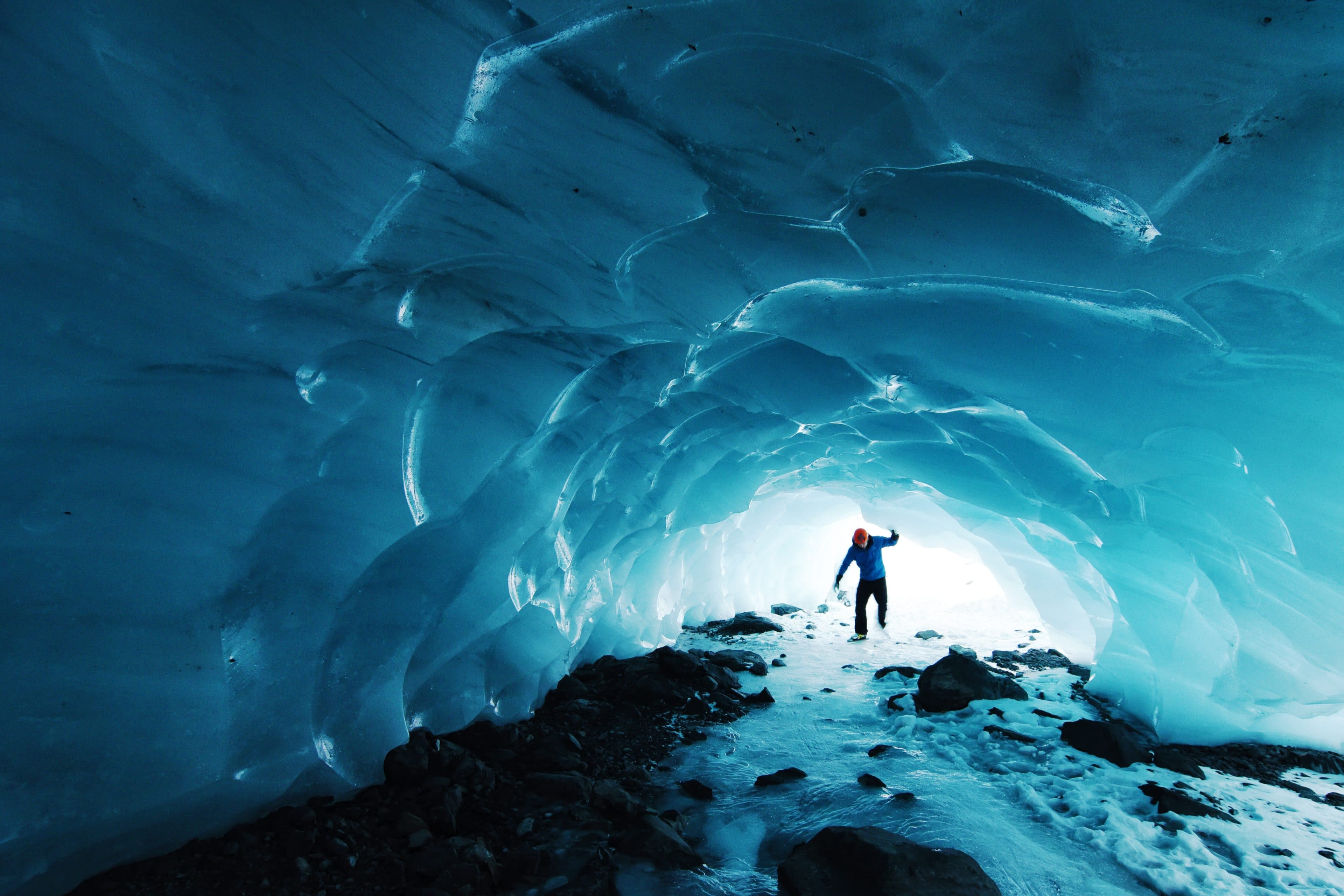 iceland attractions -Ice-Caves