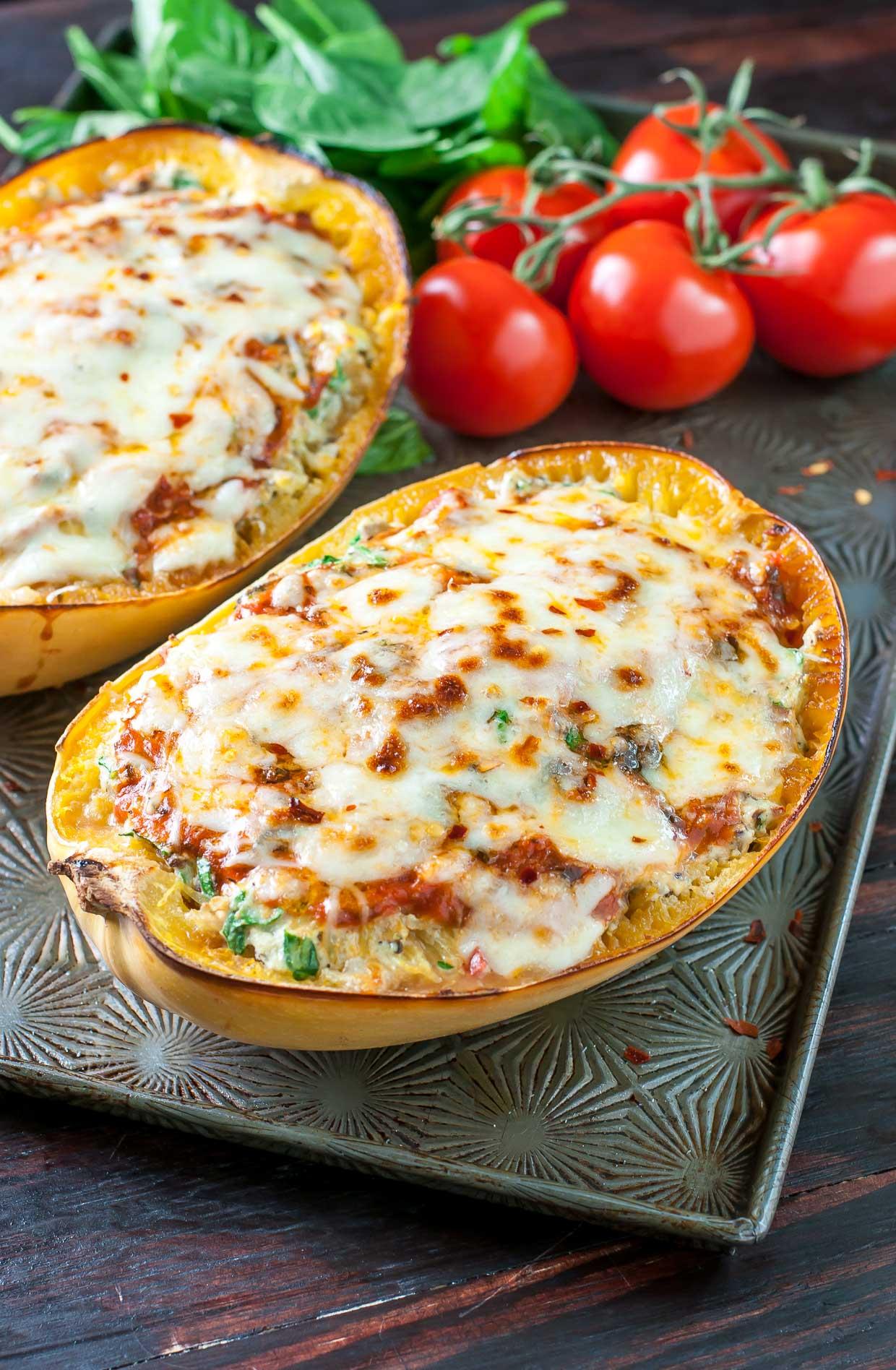 vegetarian-spaghetti-squash-lasagna-recipe