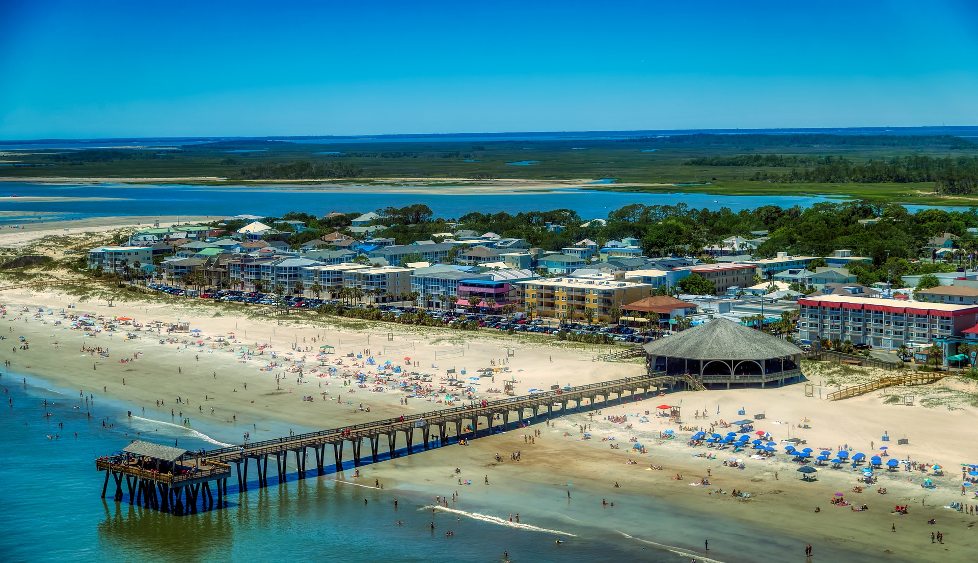Georgia's Tybee Island-most-underrated-beaches-in-america