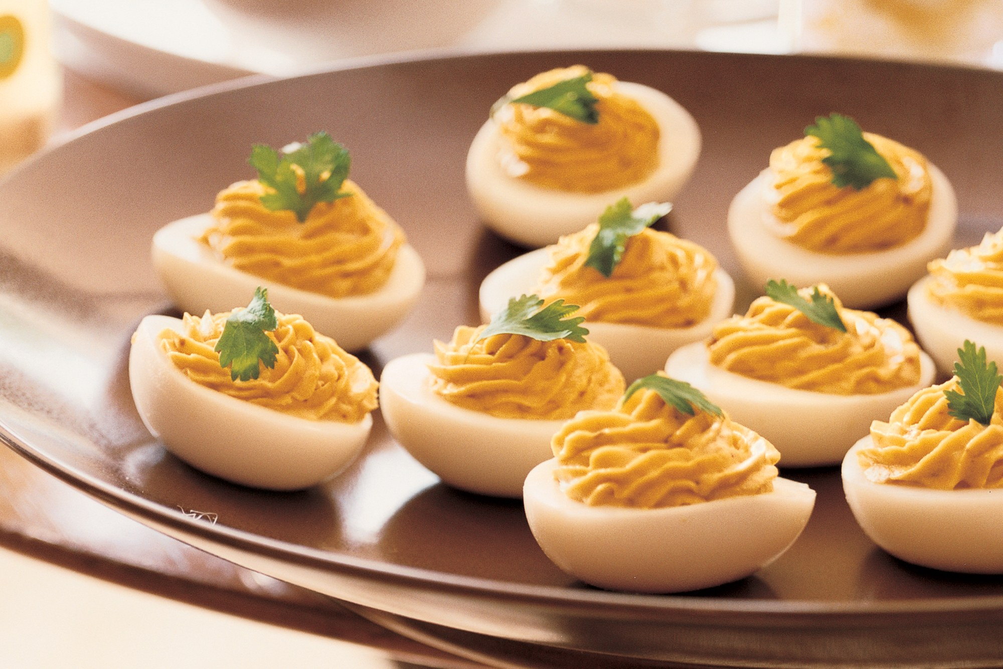 Egg Recipes For Breakfast-Deviled Eggs-AlignThoughts