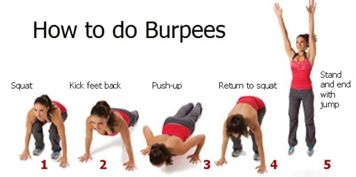 home-exercises-to-lose-weight-burpees