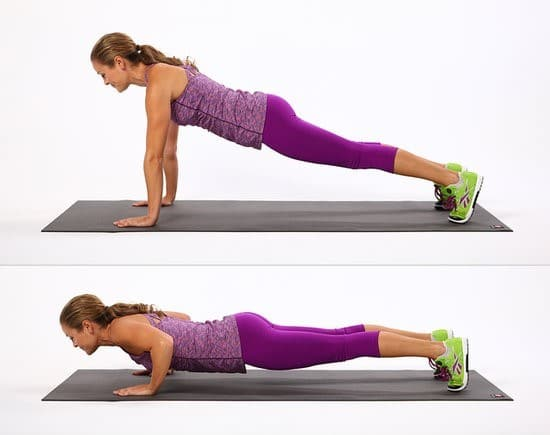home-exercises-to-lose-weight-pushups