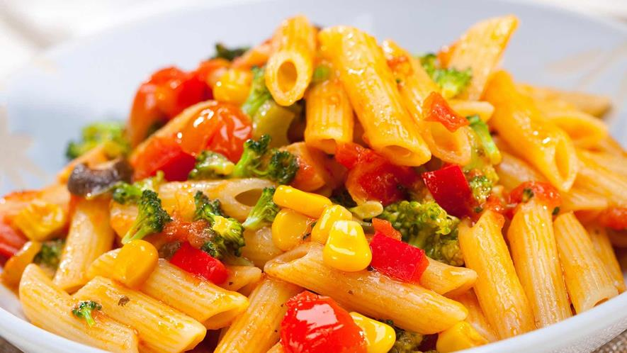 vegetable_pasta_healthy lunch box recipes