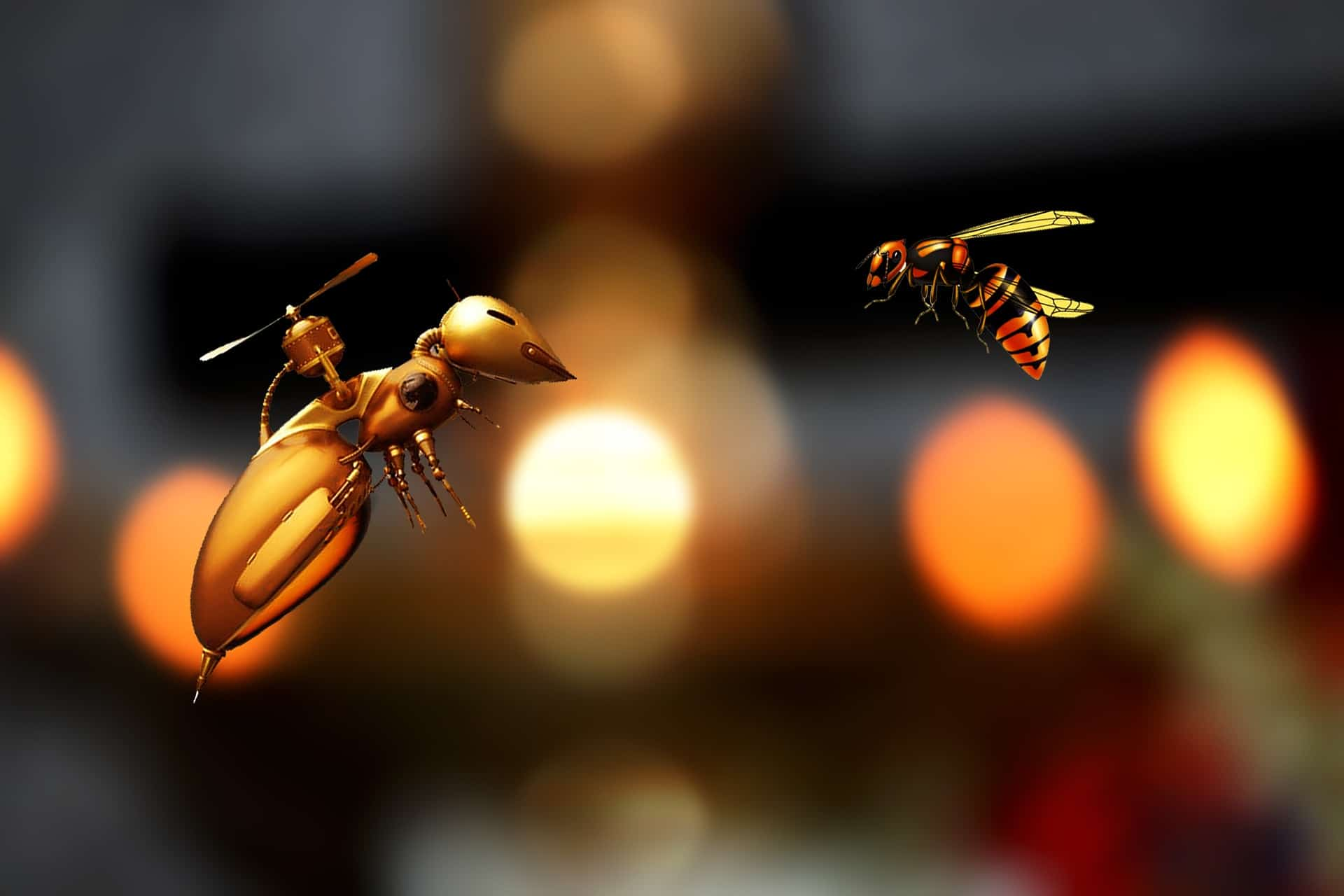 How Smart Are Honey Bees-AlignThoughts