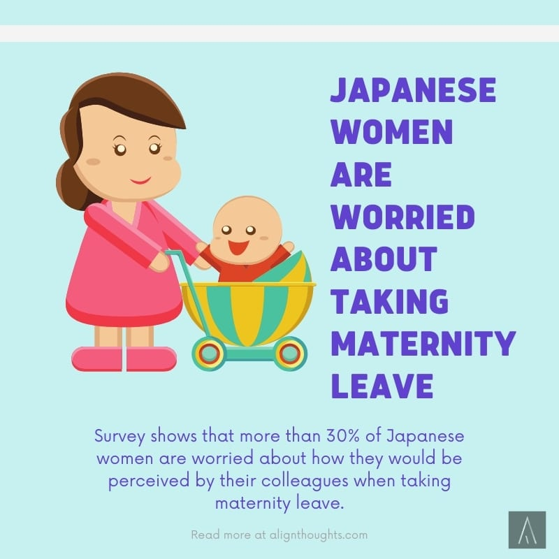 japanese-working style-japanese-work-culture-maternity-leave-alignthoughts