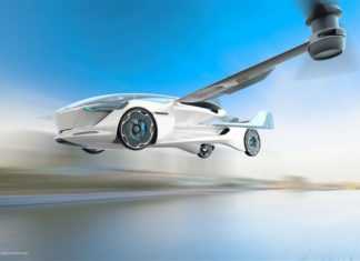 flying cars-transport in the future