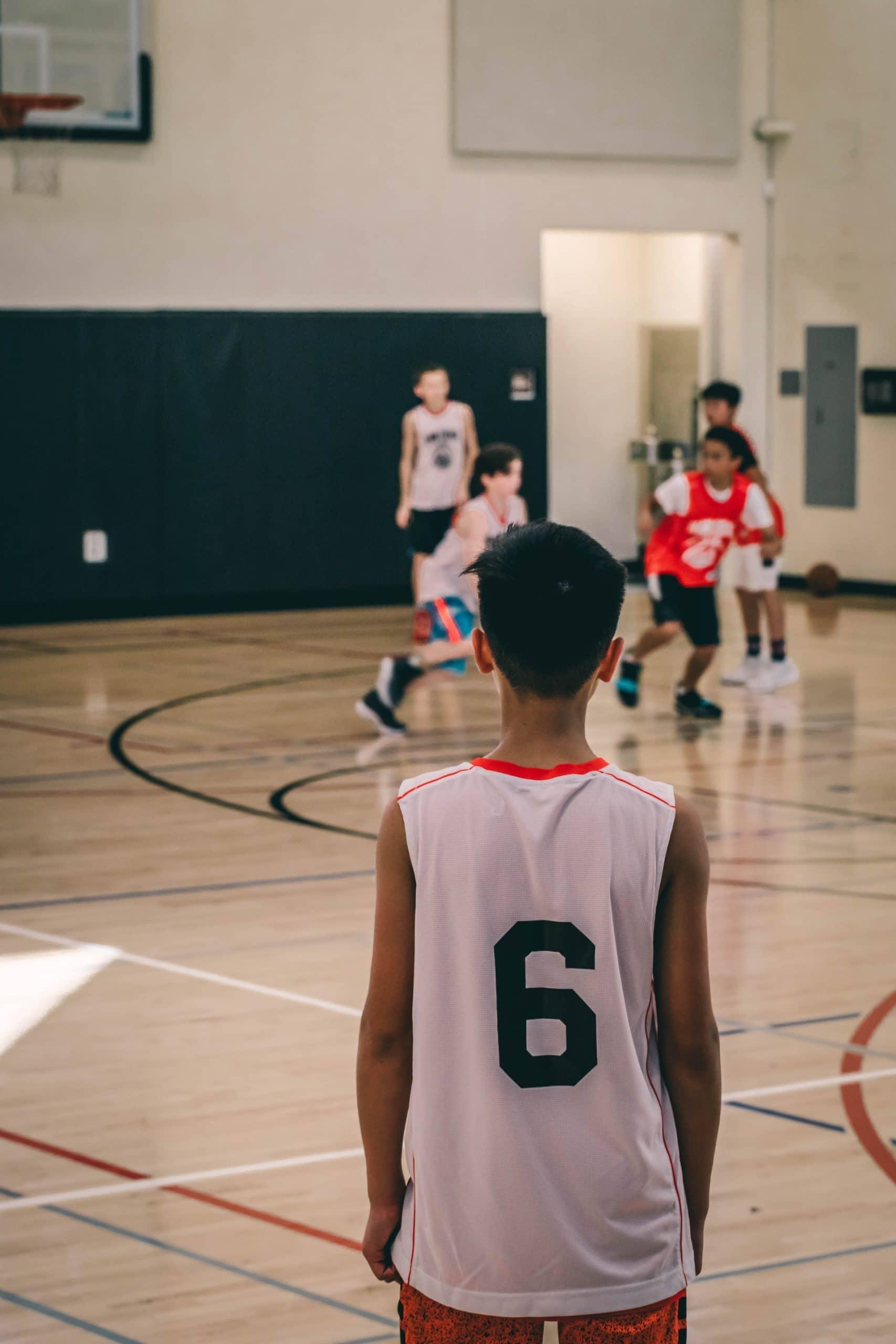 benefits of basketball for kids
