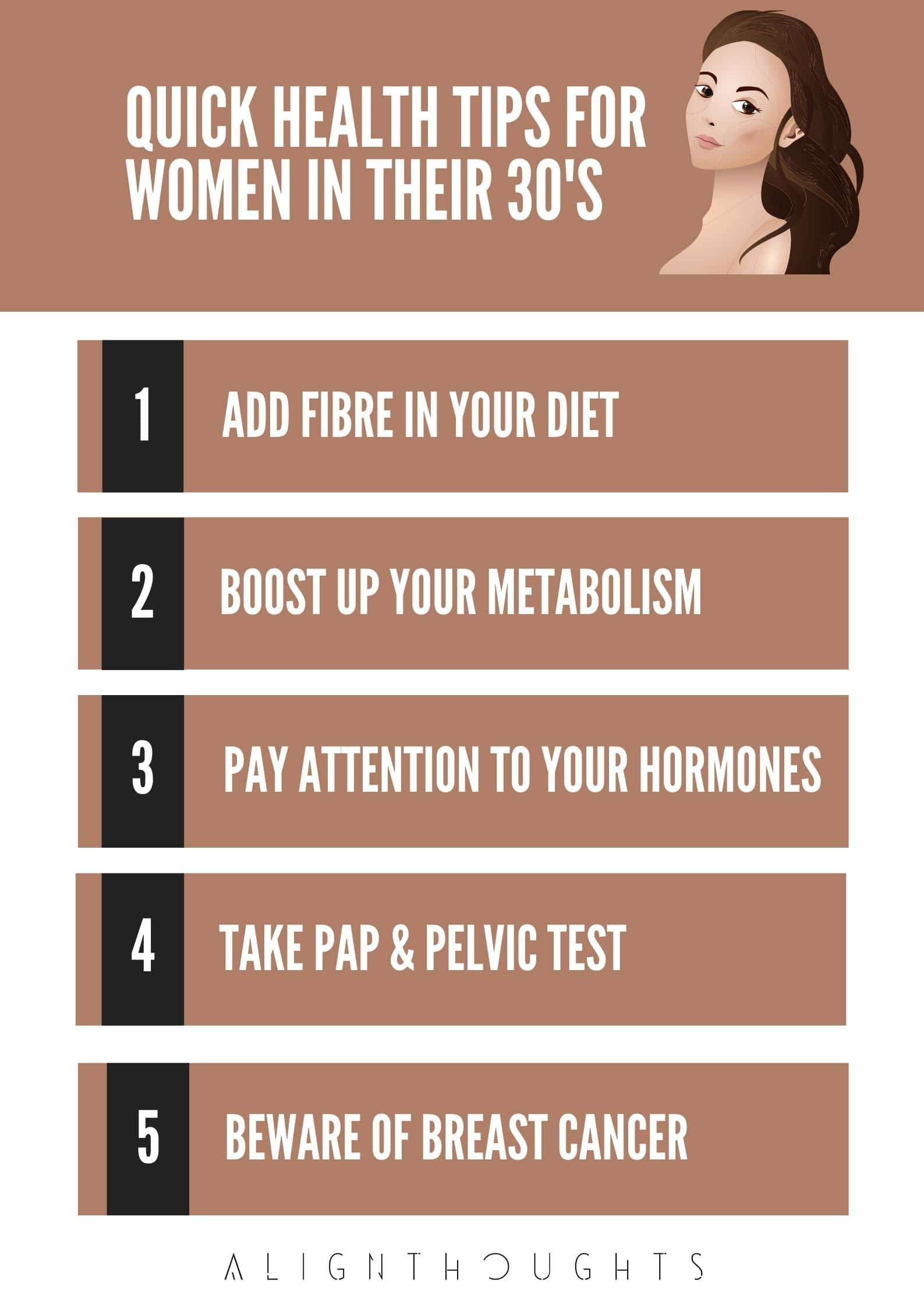health tips for women-alignthoughts