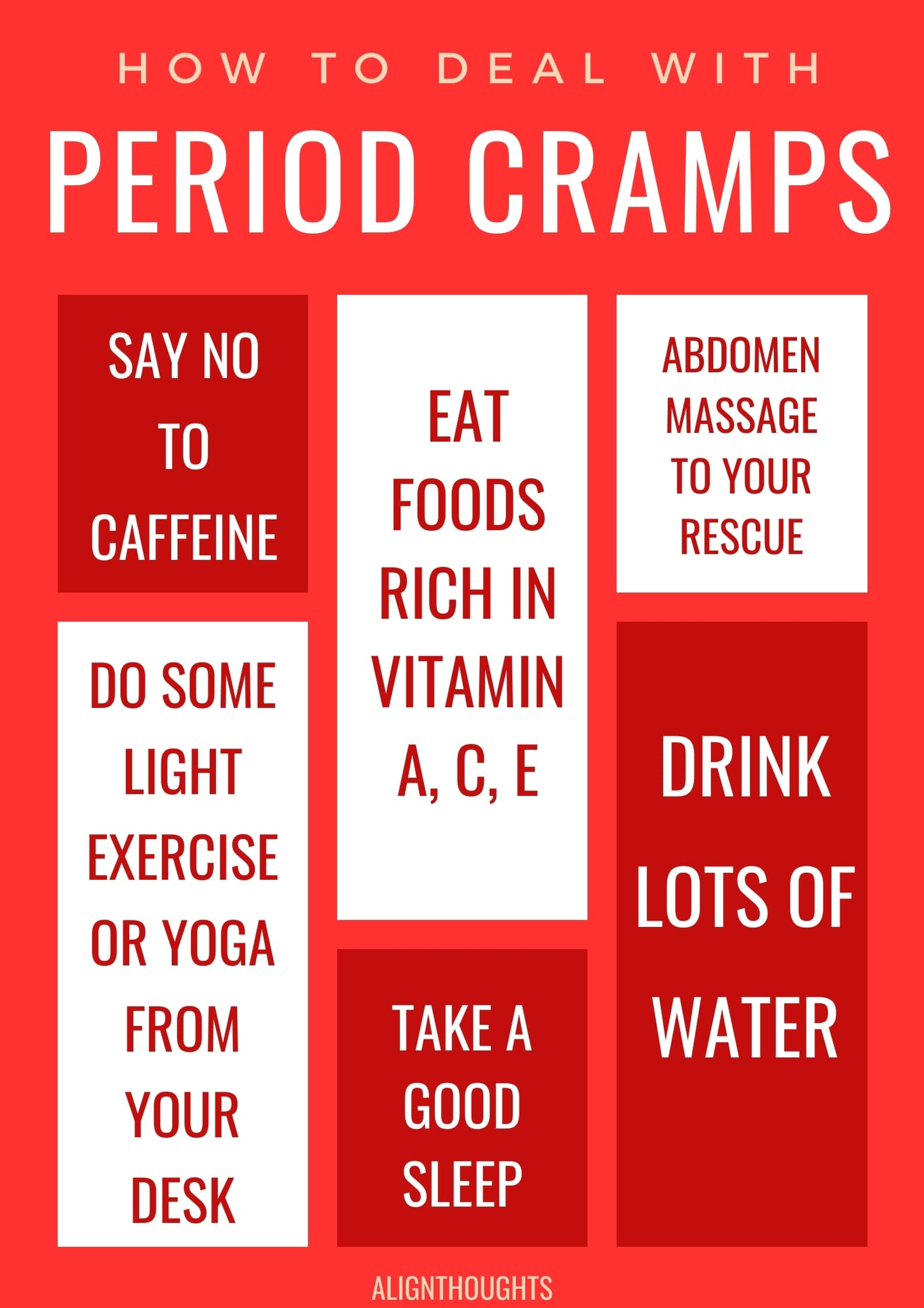 how to stop period cramps at school-alignthoughts