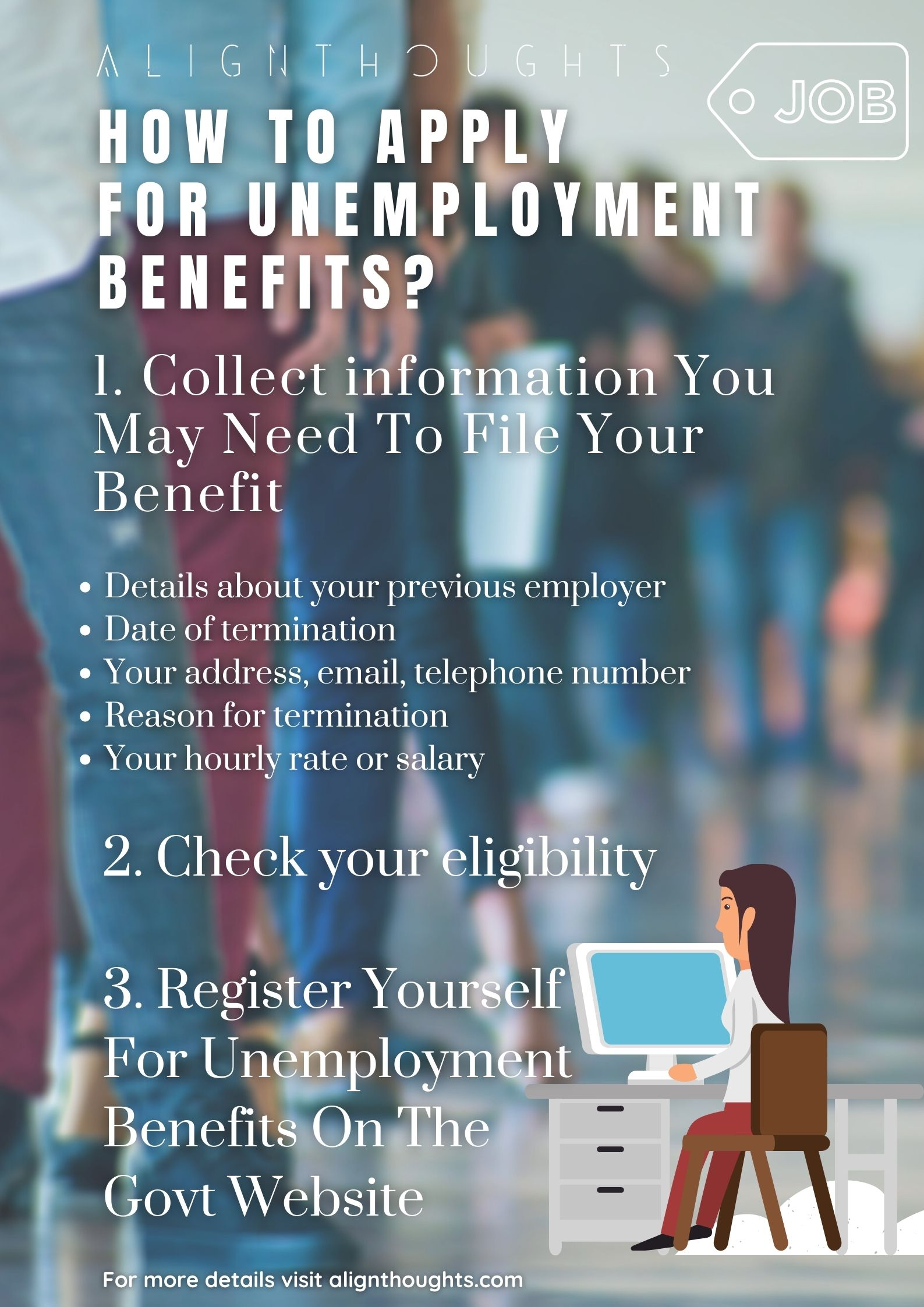 what to do when unemployed-alignthoughts