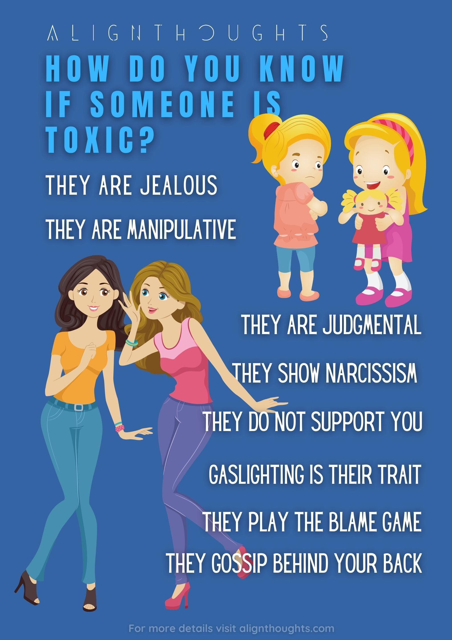 How do you know if someone is toxic-alignthoughts
