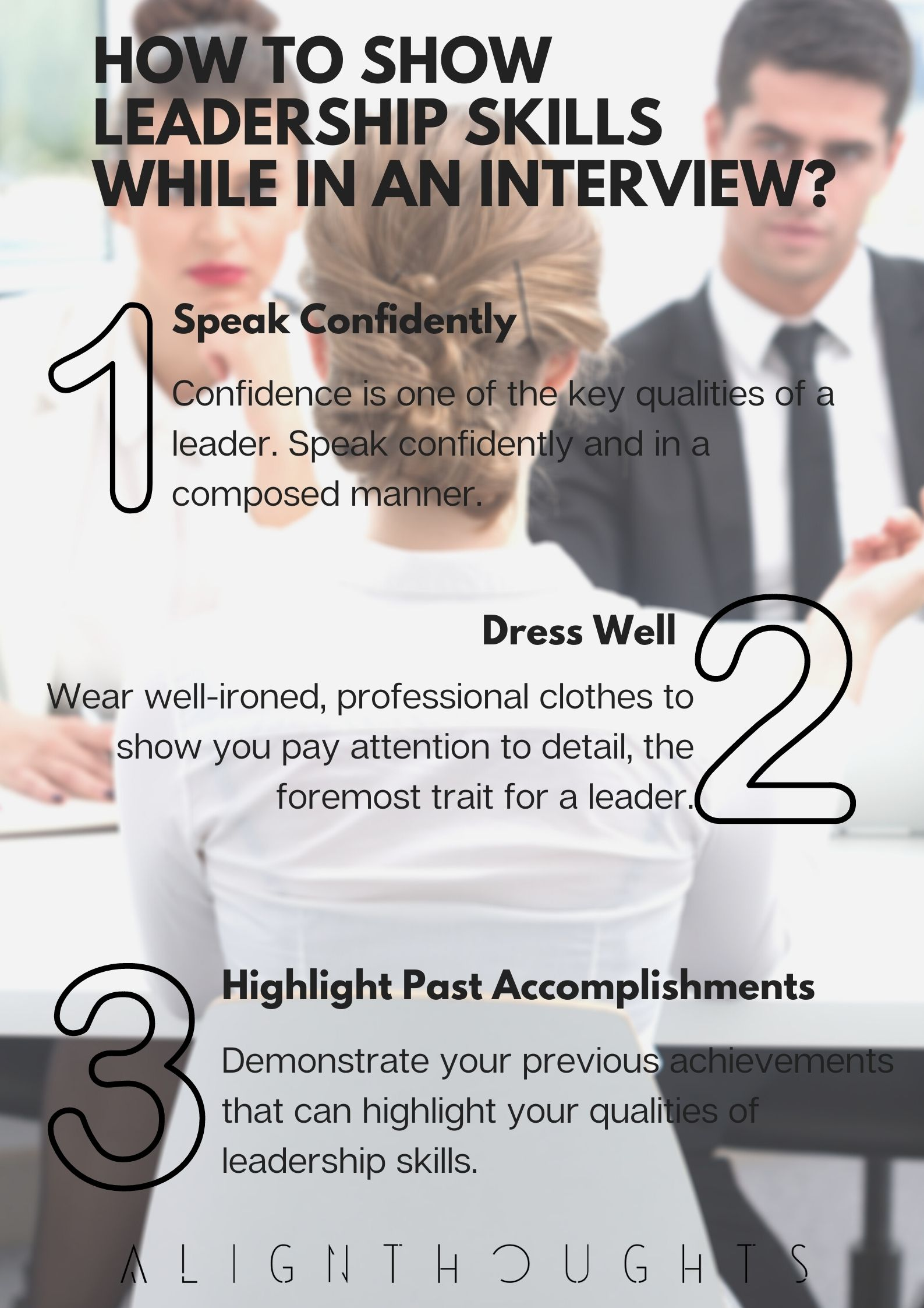 leadership skills examples for an interview-alignthoughts