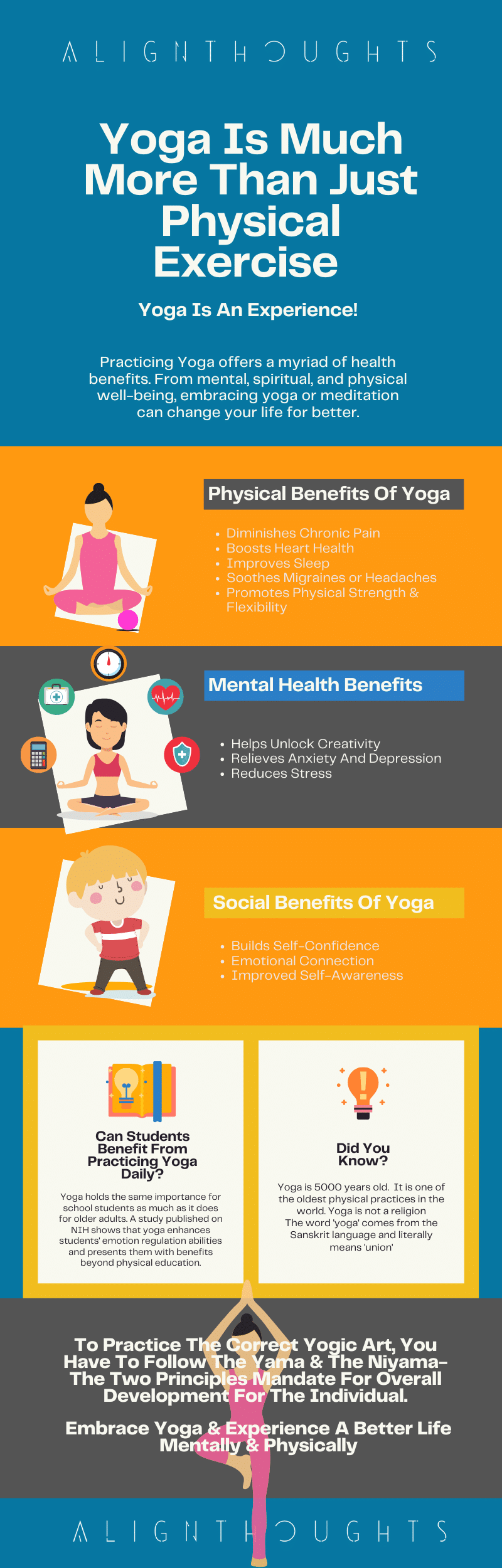 mental and physical health benefits of yoga-alignthoughts